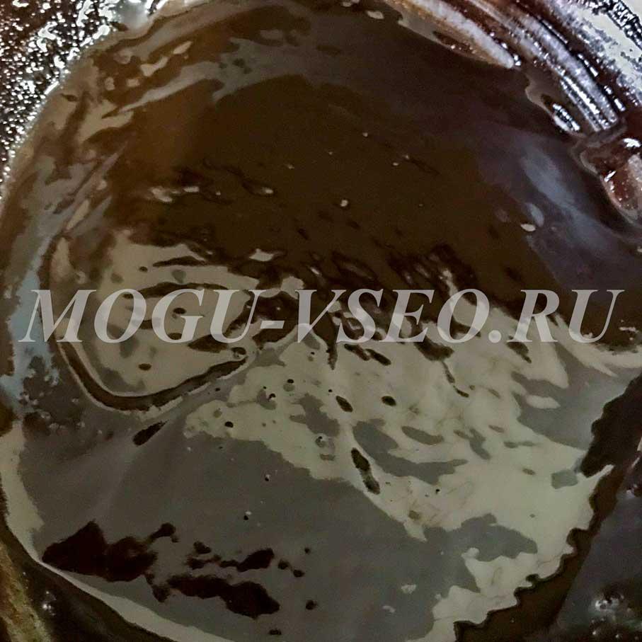 шоколадный соус фото