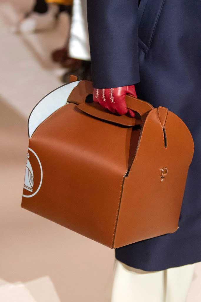 Модные сумки-чемоданчики 2020 фото