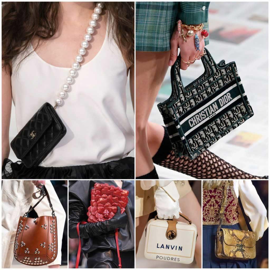 Модные сумки осень 2020 фото