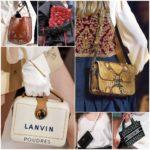Модные сумки сезона Осень 2020 фото