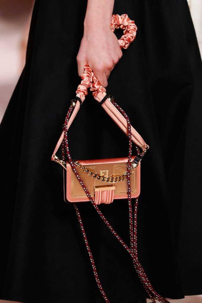Модные мини сумочки 2020 фото