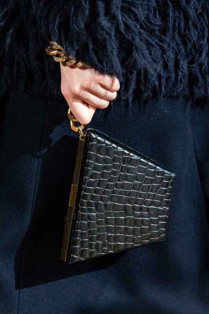 Модные сумки из кожи крокодила 2020 фото