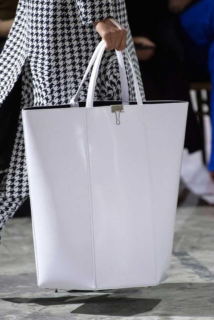 Модные сумки oversize осень 2020 фото