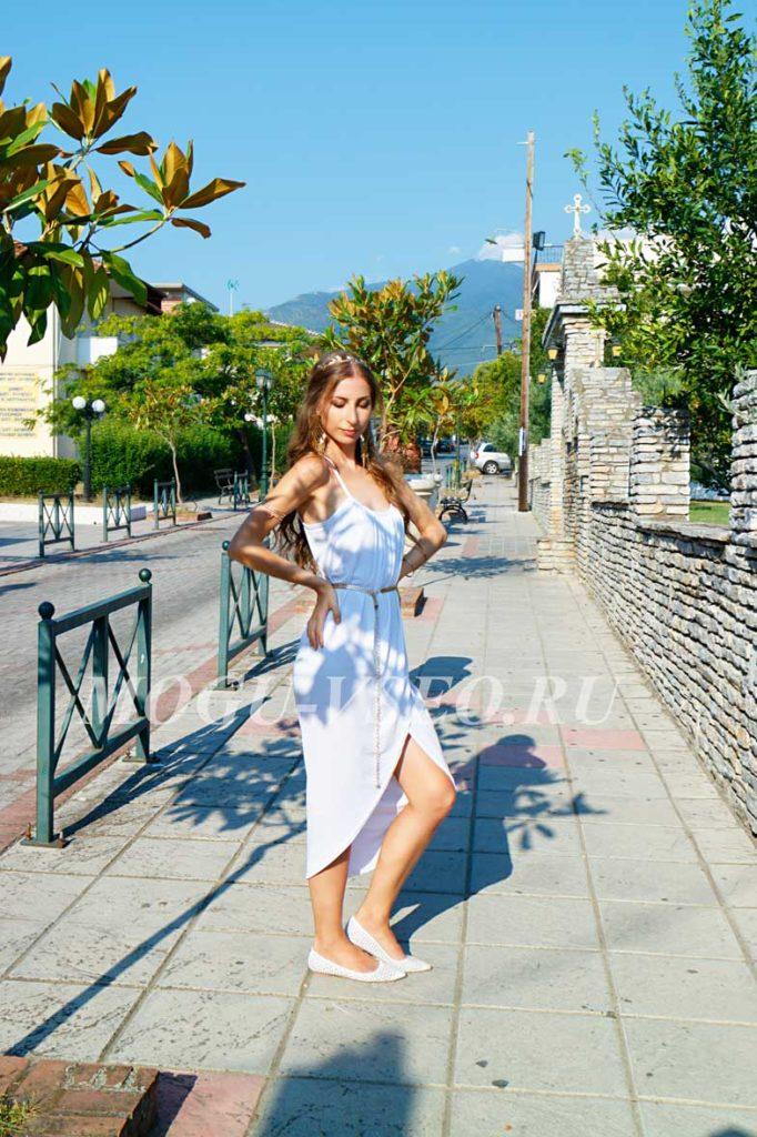 фотосессия гречанка фото