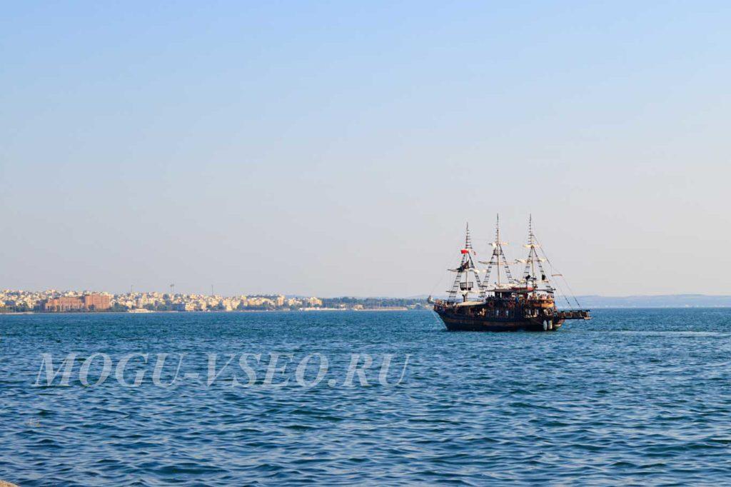 Салоники море фото