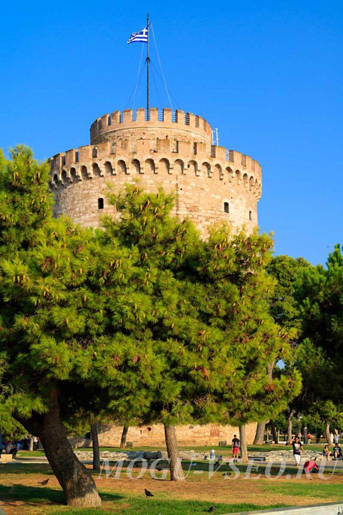 Салоники Греция фото