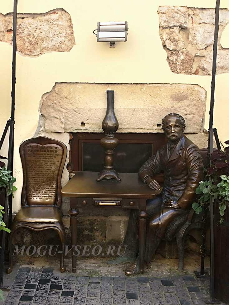 город Львов кафе фото