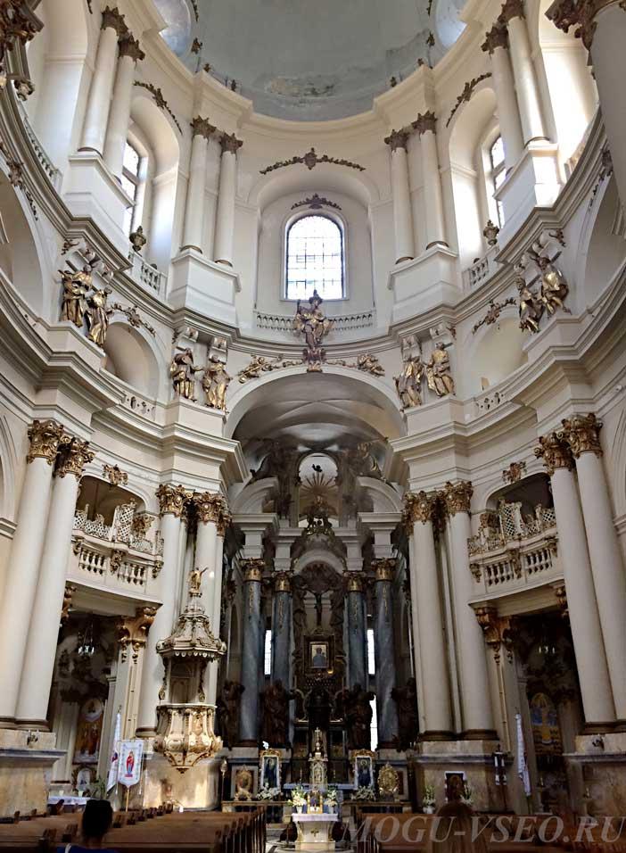 город Львов собор фото