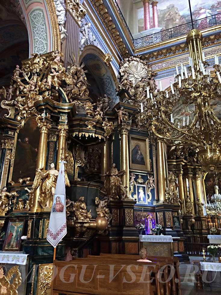 город Львов храм фото