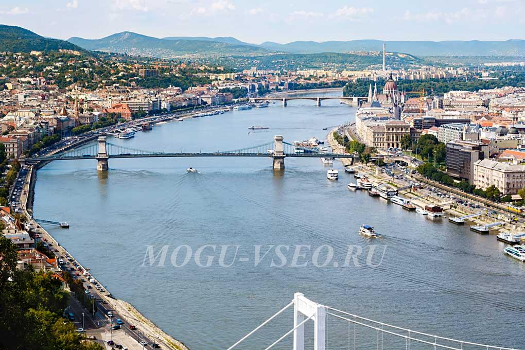город Будапешт река фото