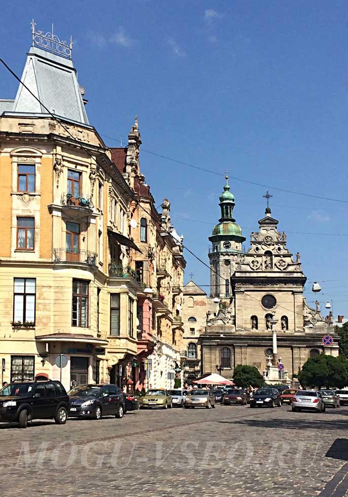 город Львов фото