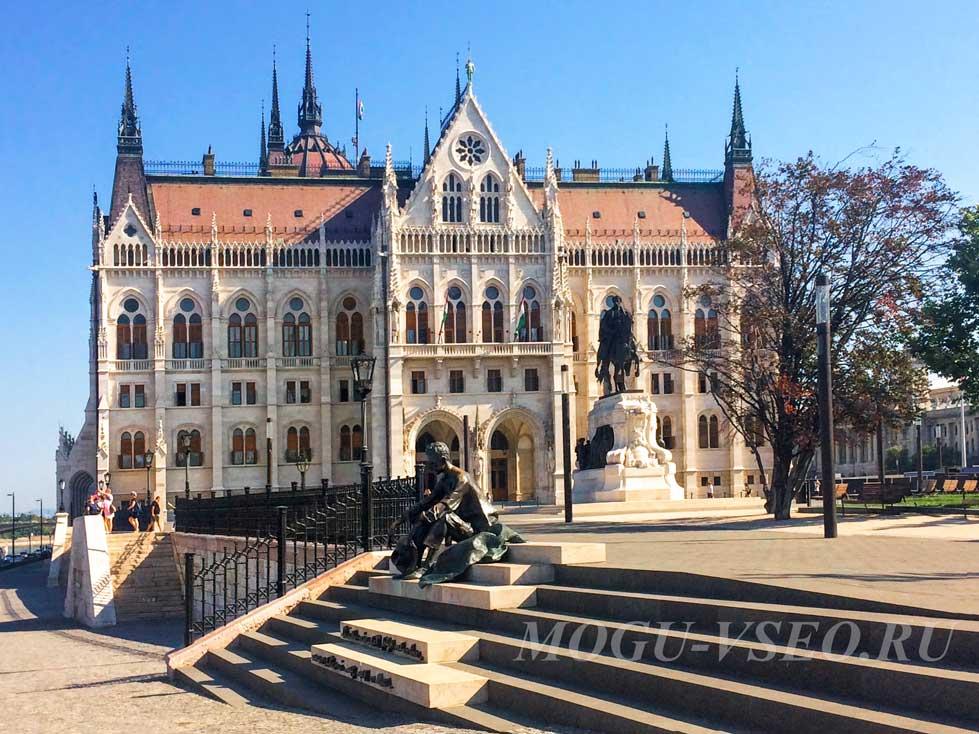 город Будапешт парламент фото