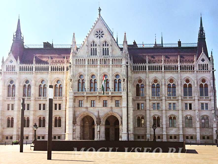 Будапешт здание парламента фото