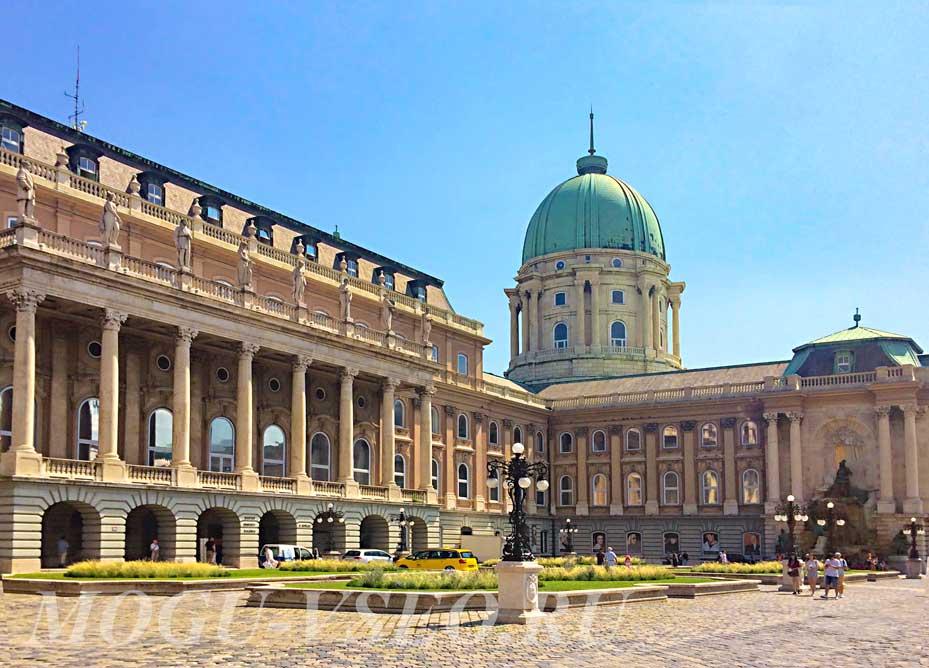 Будапешт королевский дворец фото