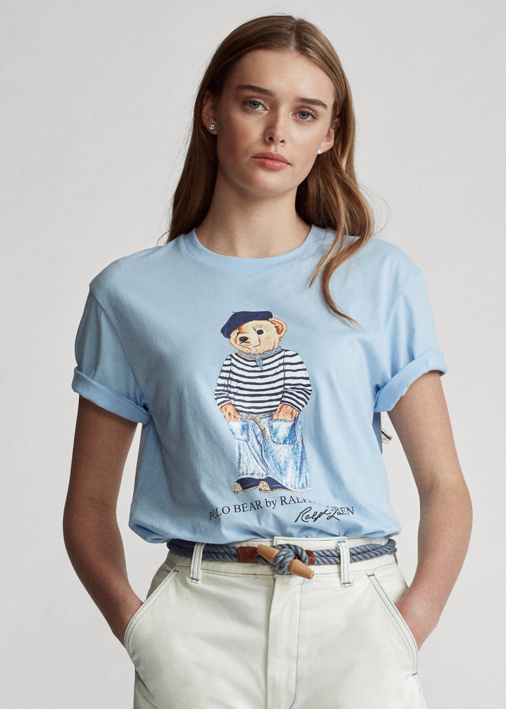 тренды сезона весна-лето 2020 футболки