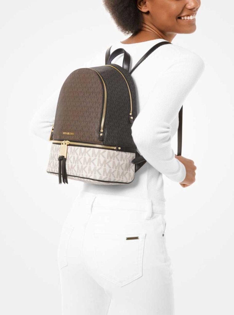 рюкзак Michael Kors Rhea фото