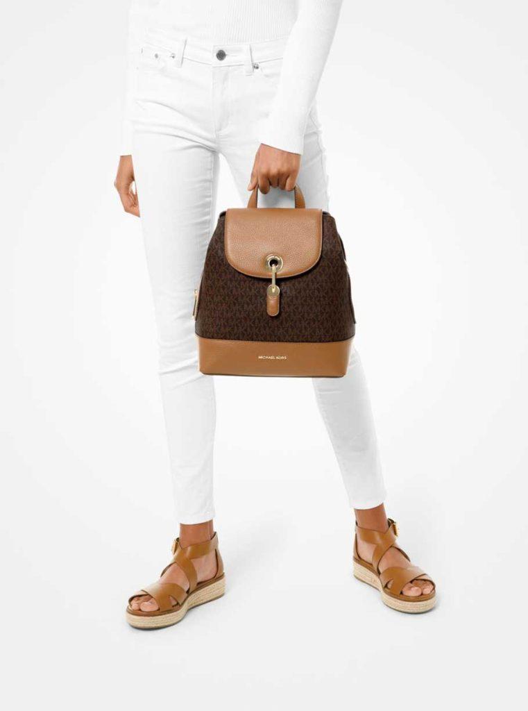 рюкзак Michael Kors Raven фото