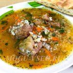 суп харчо рецепт фото