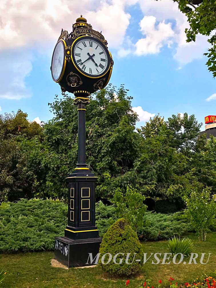 Бухарест парк площадь объединения фото
