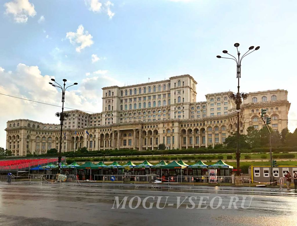 Бухарест парламент фото