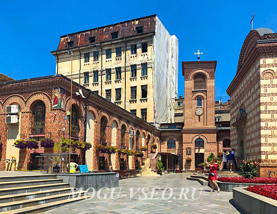 Бухарест старый город фото