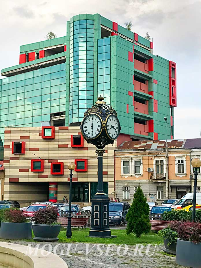Бухарест фото