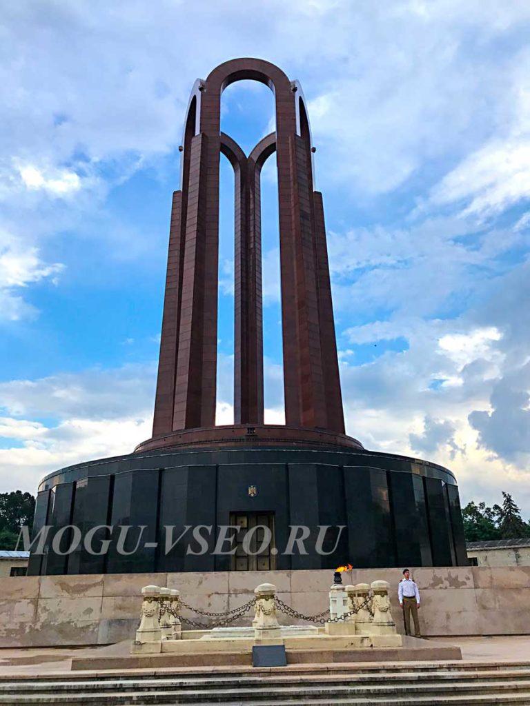 Бухарест мемориал фото