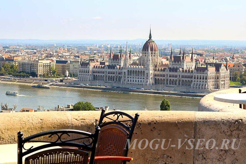 Будапешт вид на парламент фото
