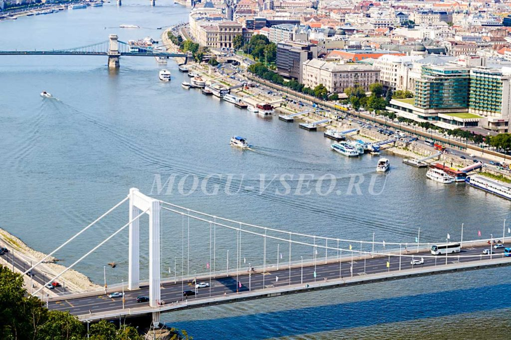 Будапешт мост фото