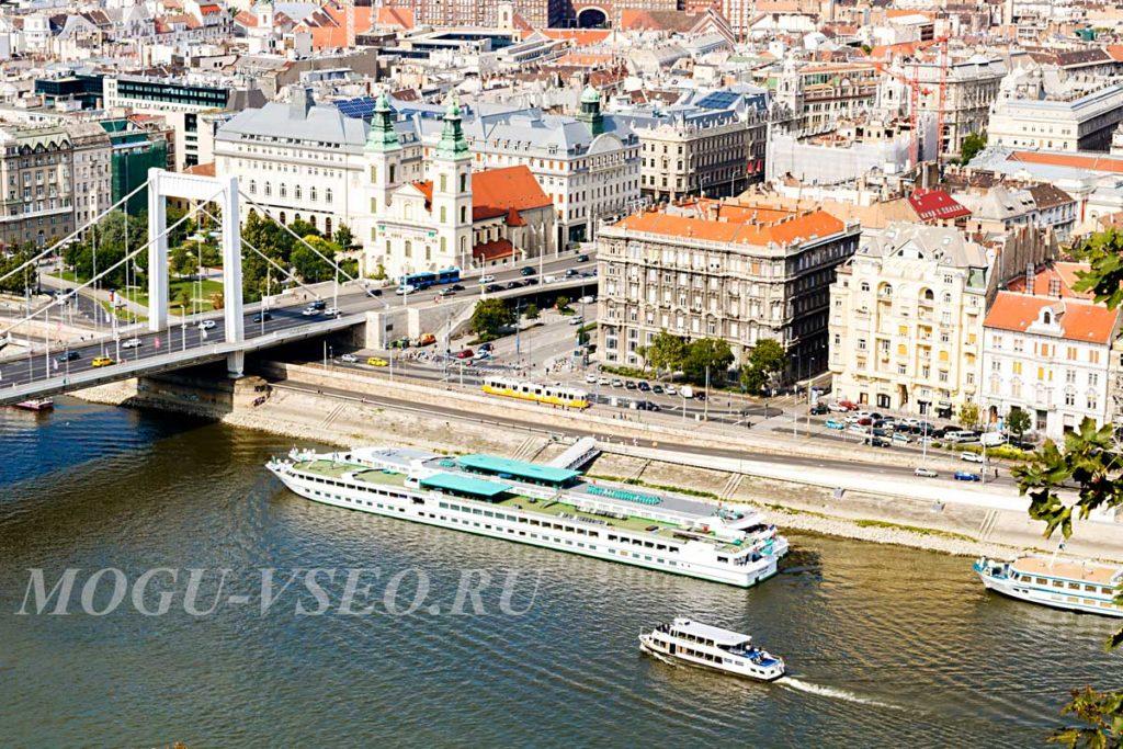 Будапешт река фото