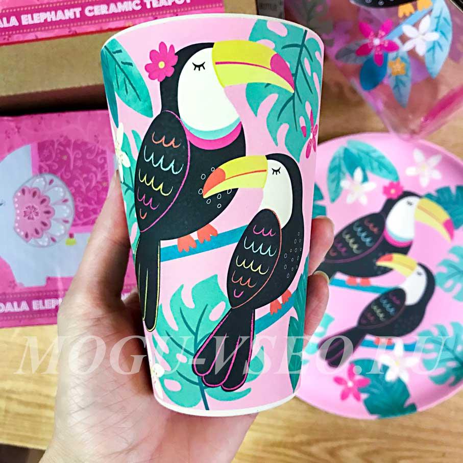бамбуковый стакан Sass & belle фото