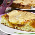 пирог с абрикосовым джемом рецепт фото