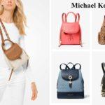 рюкзаки Michael Kors фото